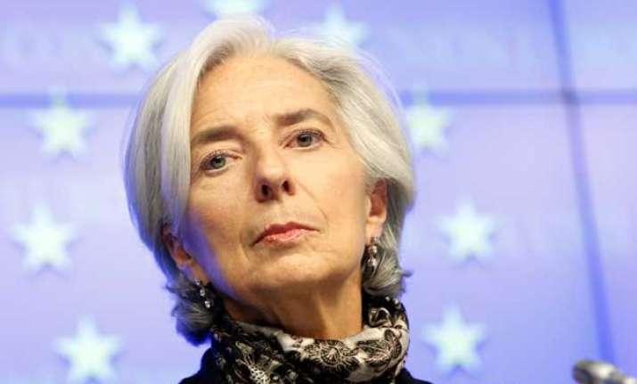 christine lagarde gets second term as imf head
