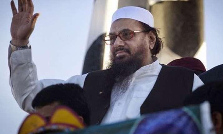 pakistan puts hafiz saeed s jud under suspected list