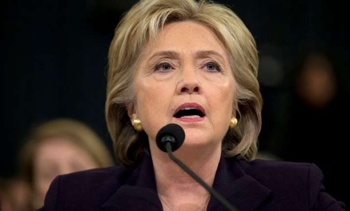 hillary clinton defends herself on benghazi as gop probes