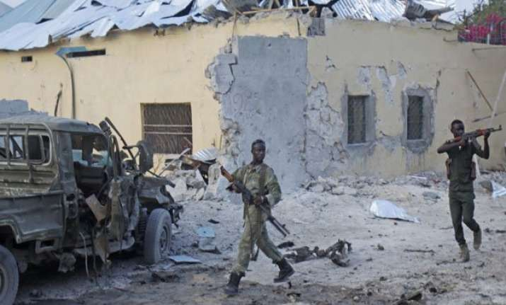 al shabab siege at somali hotel ends 17 dead official
