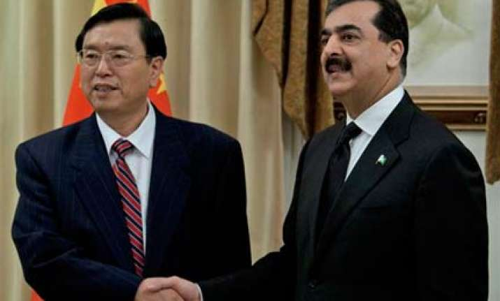 china to go ahead with plans to build two n reactors in pak