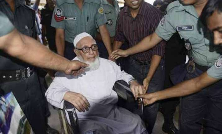 bangladesh war criminal ghulam azam dead at 92