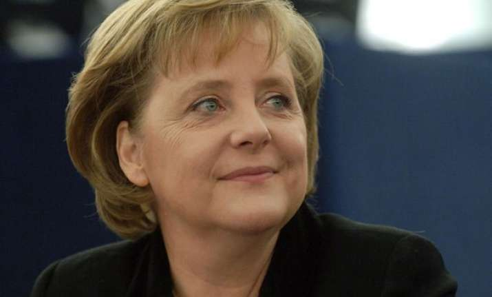 angela merkel arrives today to focus on trade and investment