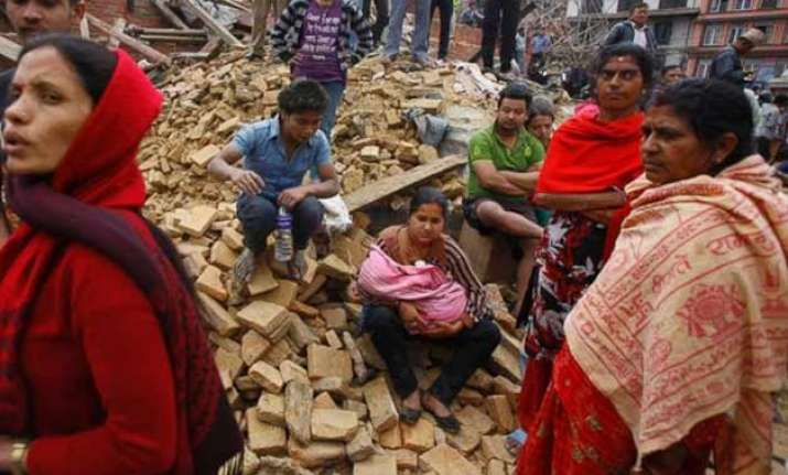 international assistance sought for nepal s reconstruction