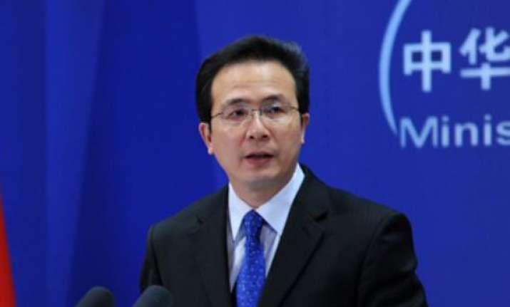 china expresses concern about india s plan to build road