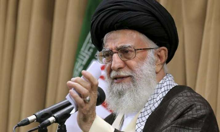 iran leader threatens fierce reaction if saudi does not