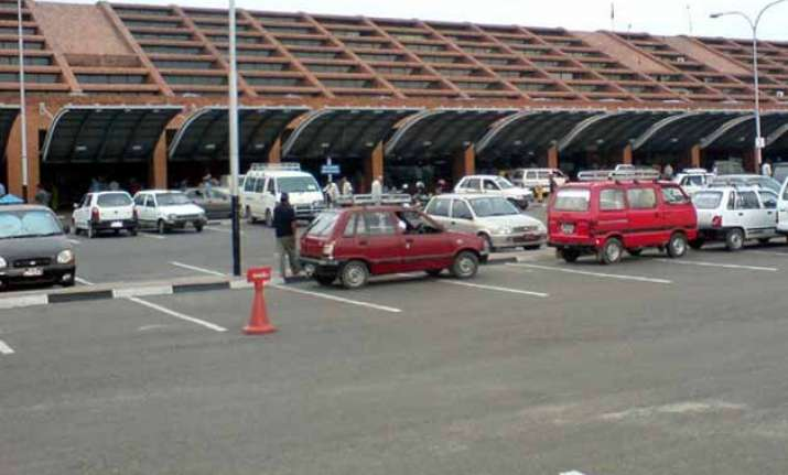 nepal s only international airport to remain closed at