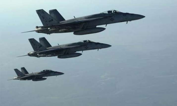 us slams is with 25 new air strikes in iraq syria