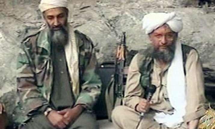 osama zawahiri hiding in houses in nw pakistan says nato
