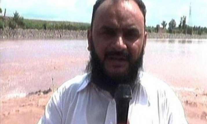 pak tv journalist shot dead by unknown gunmen