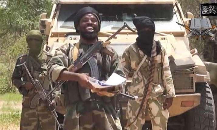 nigeria s boko haram pledges allegiance to islamic state