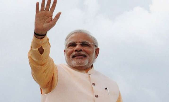 pm modi leaves for home after three nation tour
