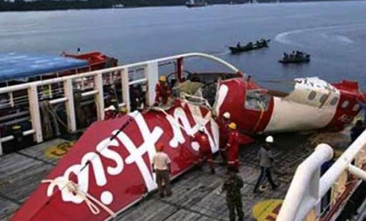 airasia jet s black box found to be retrieved tomorrow