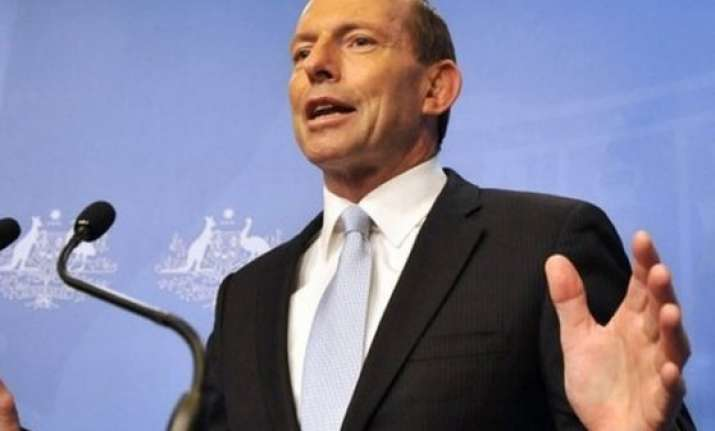 australian pm tony abbott greets indians on diwali