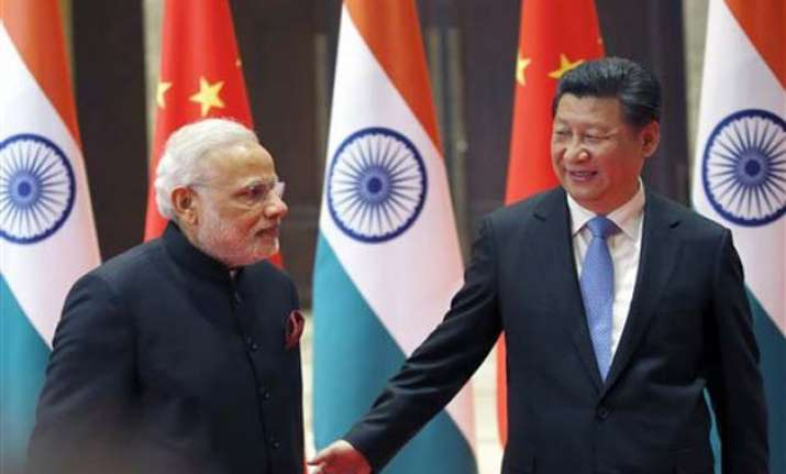 border trade deficit figure in modi xi summit talks