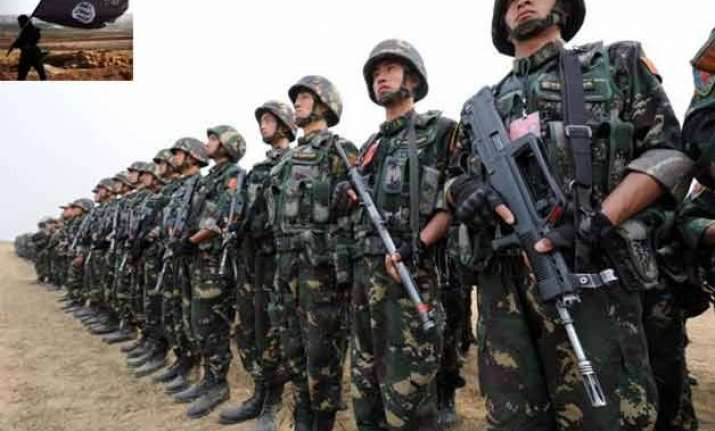 china may join war against islamic state report