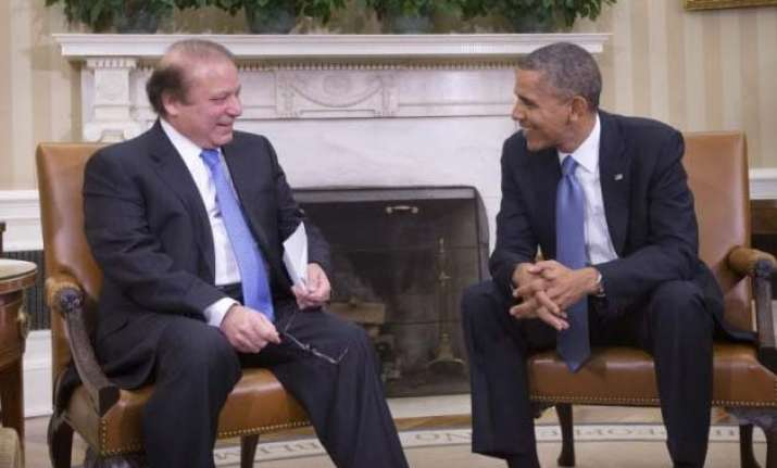 no decision yet on obama sharif meeting white house