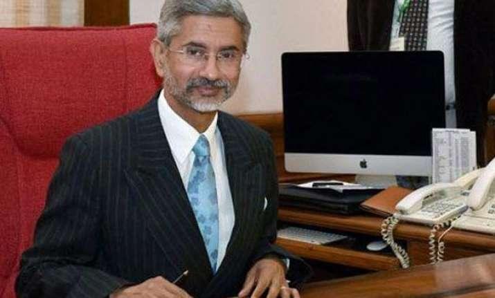 saarc yatra foreign secretary s. jaishankar arrives in