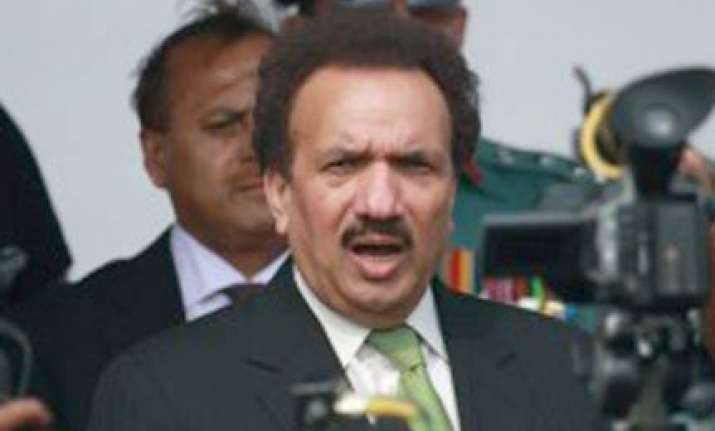 rehman malik calls chidambaram discusses mumbai attack probe