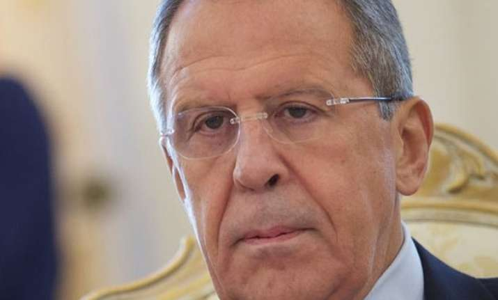 moscow will not yield to western pressure russian fm