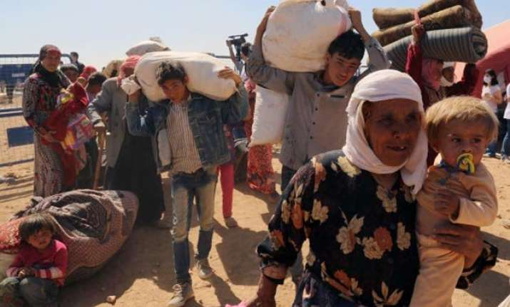 more than 1 million are besieged in syria report
