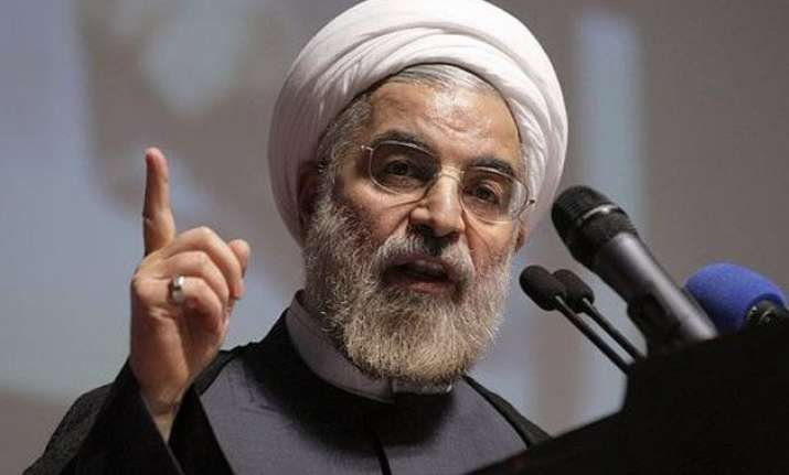our team will come victorious in n talks iran president