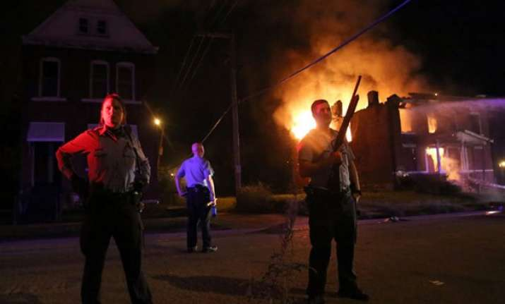 black youth killed by st. louis police shot in back