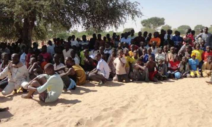 over 7 000 refugees flee to chad after nigeria violence