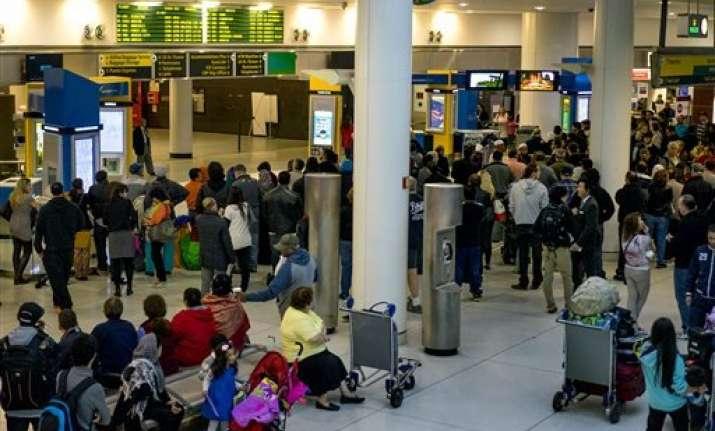 stepped up ebola screening starts at nyc airport