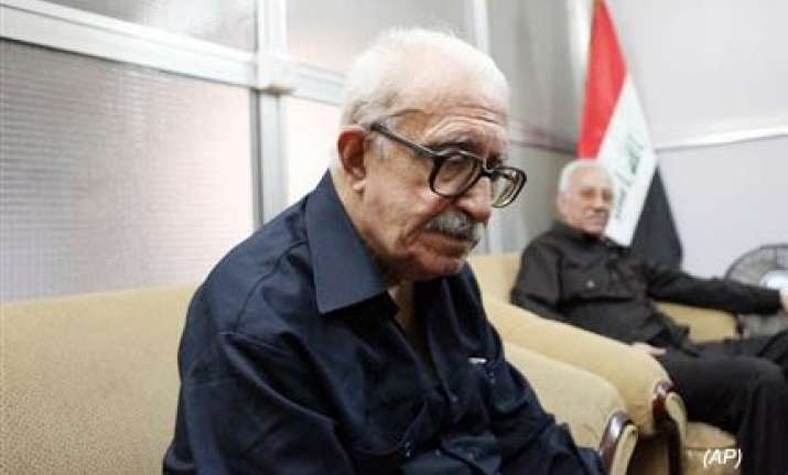iraq court sentences tareq aziz to death state tv