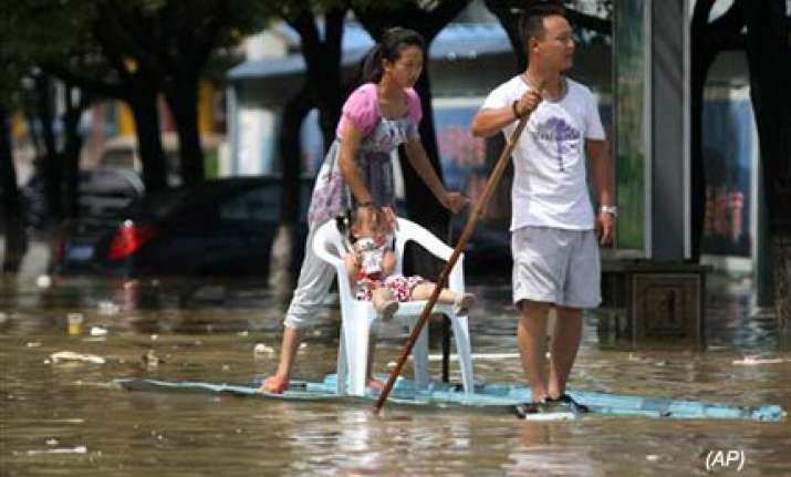 atleast 47 persons killed in fresh floods in china