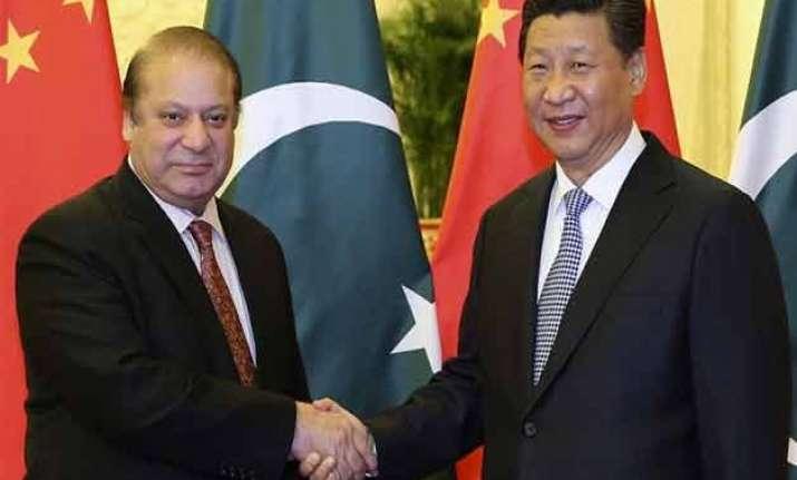pakistan president confers nishan e pakistan on xi jinping