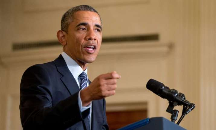 climate change one of key challenges of our time barack