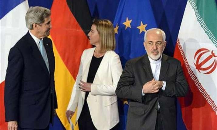 world powers iran reach framework for nuke deal by june 30