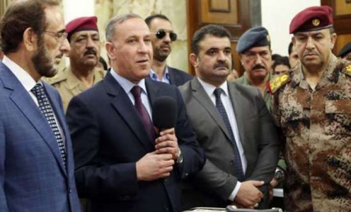 us iraqi defense chiefs discuss ways against is