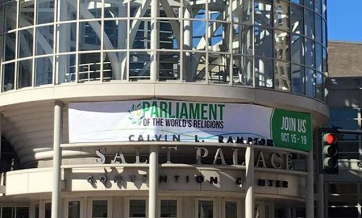 parliament of world religions 2015 begins tomorrow