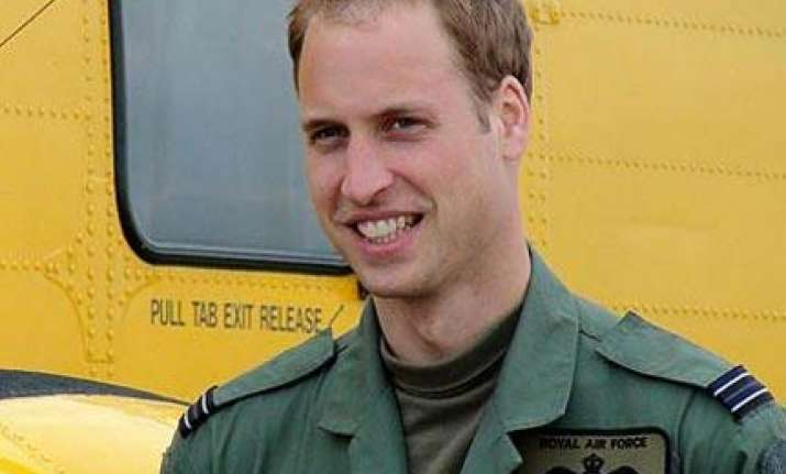 prince william determined to fight in afghanistan