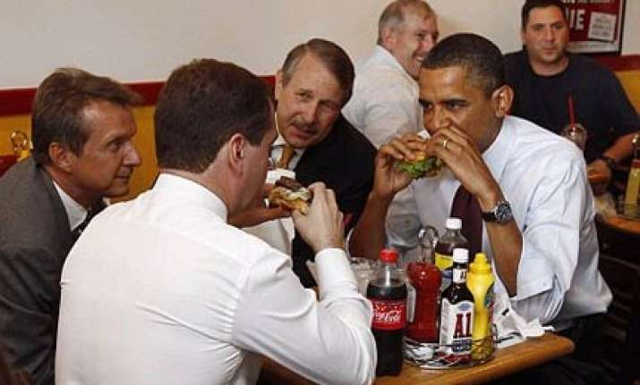 us russian burger summit