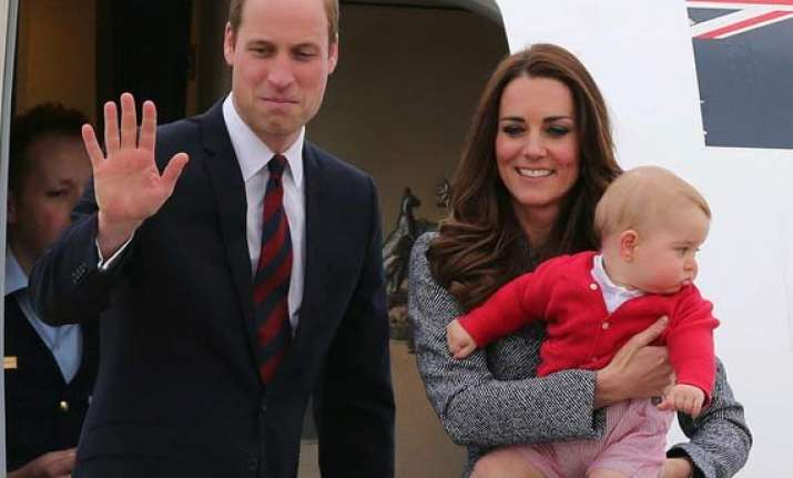 british royal couple s second child due in april