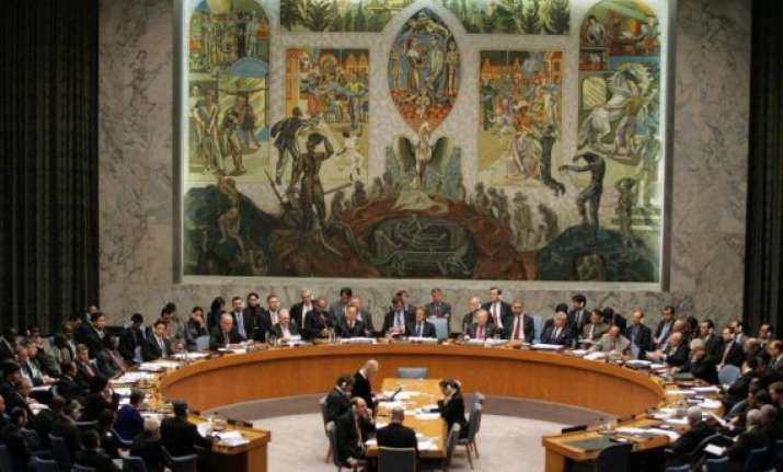 five new countries join unsc as non permanent members