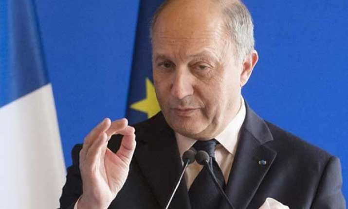 france to recognise palestine if new peace effort fails