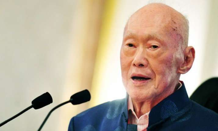 singapore statesman lee to be given 21 gun salute at funeral