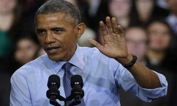obama visit to elevate india us relationship white house