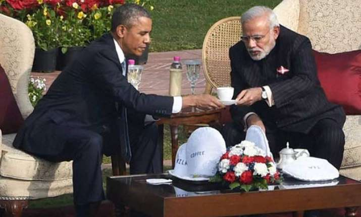 obama had a historic visit to india