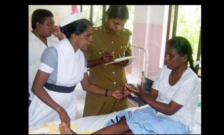 nails needles removed from abused sri lankan maid