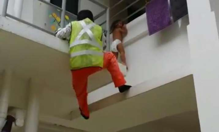 two indians awarded for saving toddler in singapore