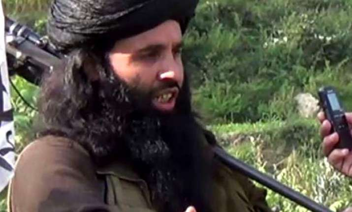 pakistan taliban chief mullah fazlullah killed in air strike