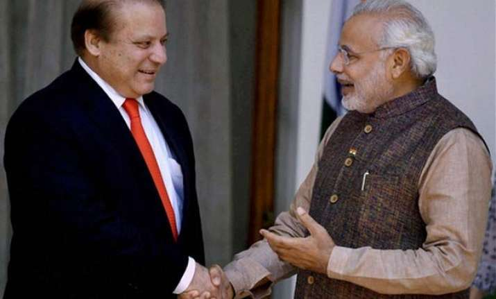 much rhetoric little substance in modi sharif talks pak
