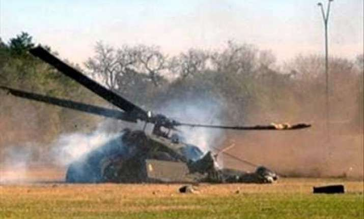 10 dead as helicopters collide in argentina