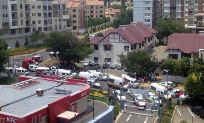 shots fired in johannesburg mall several injured